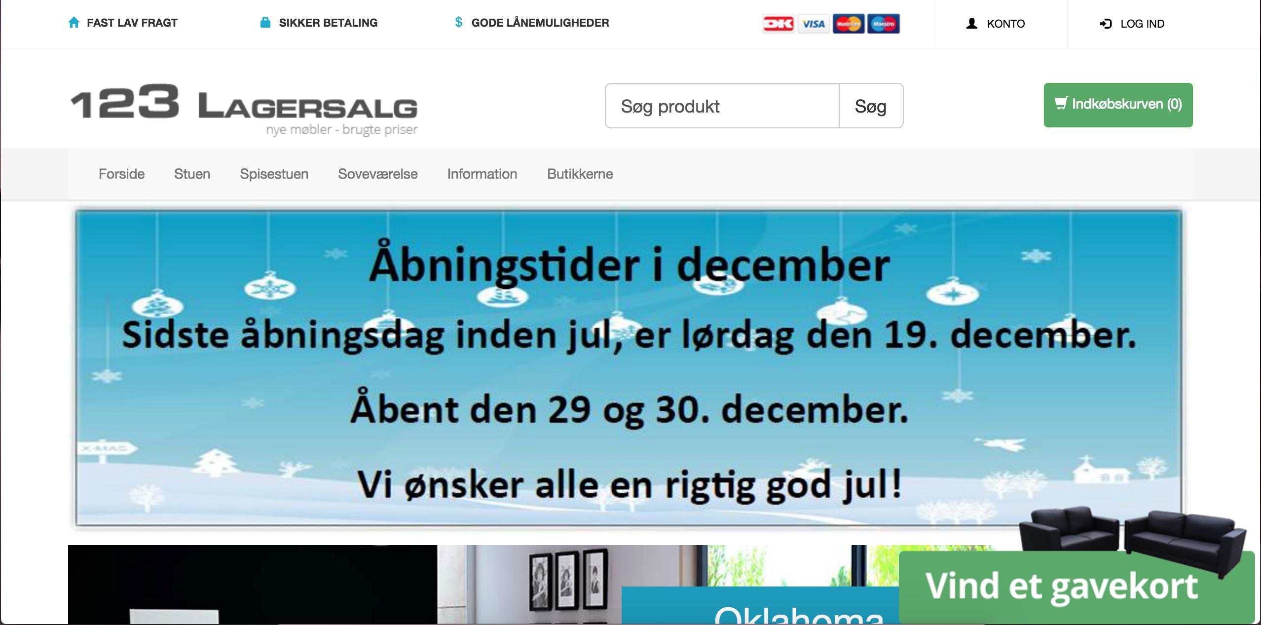 123lagersalg.dk